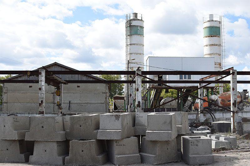 Бетон пенза завод цементный раствор и морозы
